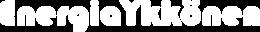 EnergiaYkkönen - Logo - White